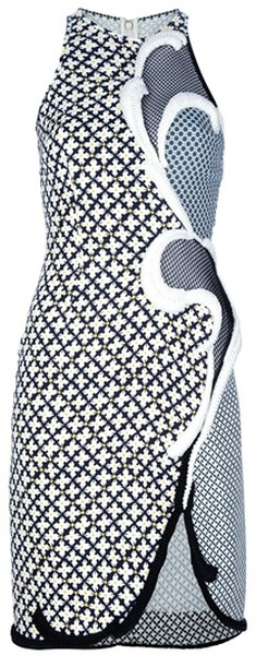 Interesting design! Stella Mc: Mccartney Spring, America Sleeveless, Sleeveless Dresses, Fashion Dresses, Dresses Long Shorts, Mccartney America, Stella Mccartney Dresses, Stella Dresses, Mccartney Sleeveless