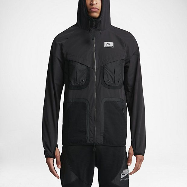 Veste Nike International Windrunner pour Homme