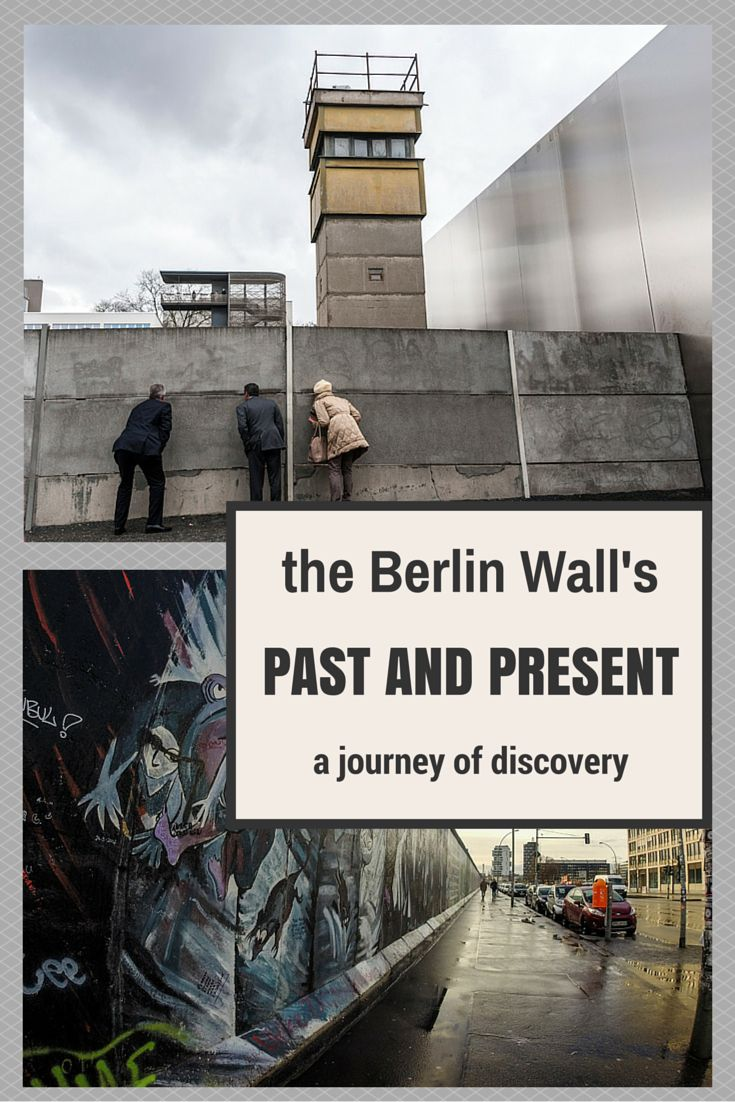 A walking tour to discover the Berlin Wall and its history: past, present and future.