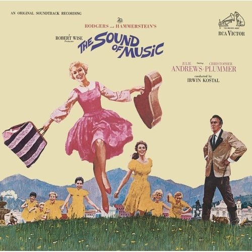 The Sound of Music 1965: Favorit Things, So Funnies, Doctorwho, Albums Covers, July Andrew, Doctors Who, Sounds Of Music, Drums, Favorit Movies