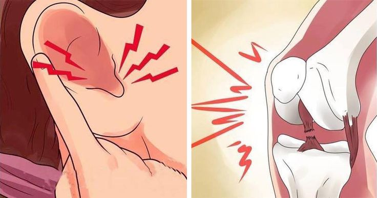What Hiccups, Ringing Ears, Popping Joints, And A Whistling Nose Mean For Your Health - http://www.healthiestalternative.com/hiccups-ringing-ears-popping-joints-whistling-nose-mean-health/