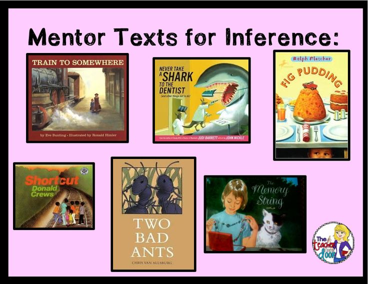 Inferences - The Teacher Next Door - Creative Ideas From My Classroom To Yours