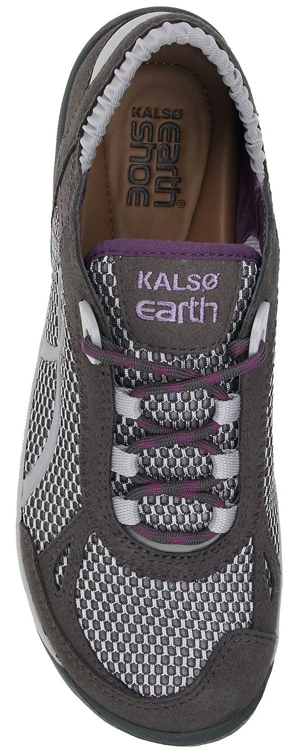Kalsø Earth® Shoe Prosper Vegan (Dark Gray)