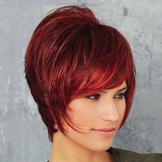 Cosmo Club Hair A Ladies Wig by Gisela Mayer. Cosopolitan collection is one of the innovative hair replacement by Gisela Mayer with High end quality, perfect cuts , trendy colours, easy-care synthetic fiber with fine monofilament and lace.