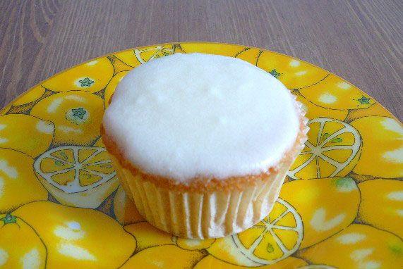 Skvělé Citrónové cupcakes | Veganotic