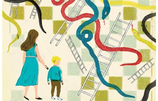 A Calgary writer I know (Lisa Kadane) wrote this very touching story about the roller coaster ride with her son who has autism and the fears and joys and expectations we all have for our kids. - a must read -