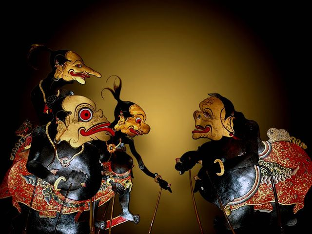 Foto HD Unik Indah Wayang Kulit | Download Foto Fb HD