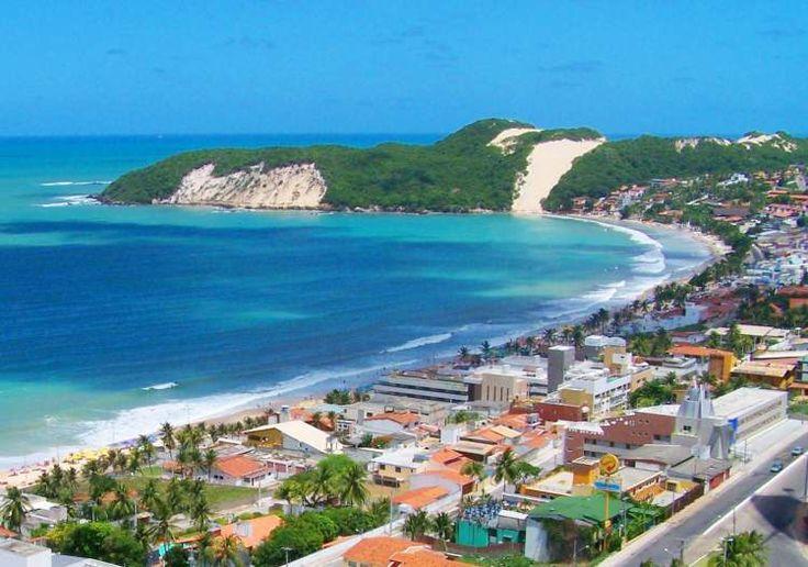 Natal no Rio Grande do Norte é um dos lugares lindos no nordeste brasileiro que merecem uma visita