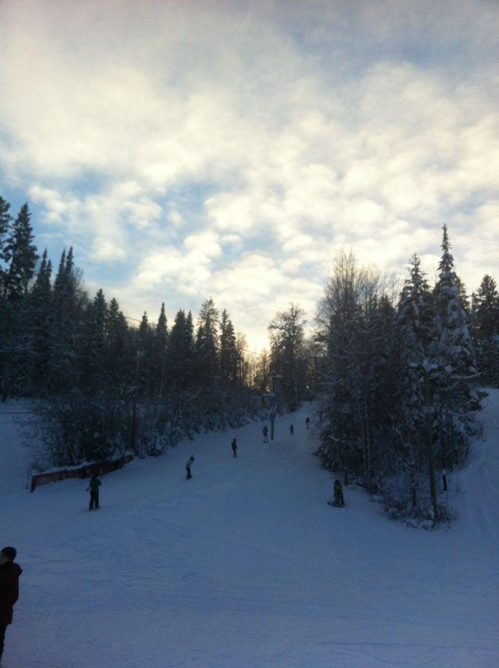 Hart Highlands Ski Hill