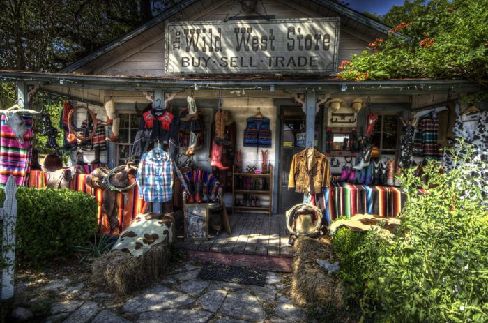 Wimberley is easily one of the most charming towns in Texas.