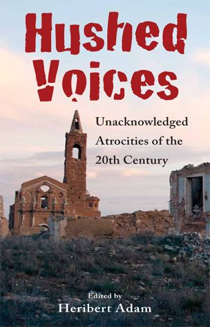 """Kosar, Jean. """"No One Else To Ask: Investigating the Ukrainian Holodomor."""" Hushed Voices: Unacknowledged Atrocities of the 20th Century. Ed. Heribert Adam. Highclere, Berkshire: Berkshire Academic Press, 2011. [D445 .H85 2011X (R)] http://go.utlib.ca/cat/7967312"""