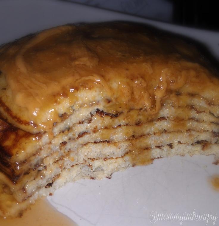 MIH Recipe Blog: Two Ingredient Pancakes