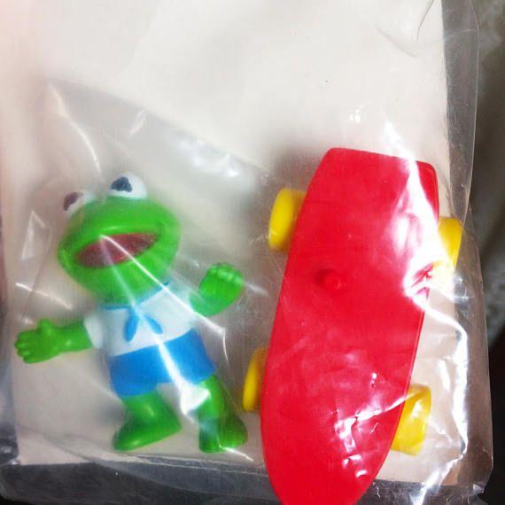 McDonald's Toys 1986 Muppet Babies McDonald's Toy