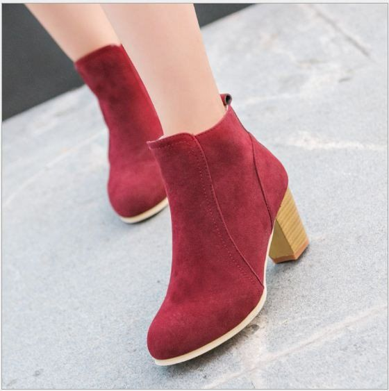 Autumn Winter Boots. Available on Buyvel.com