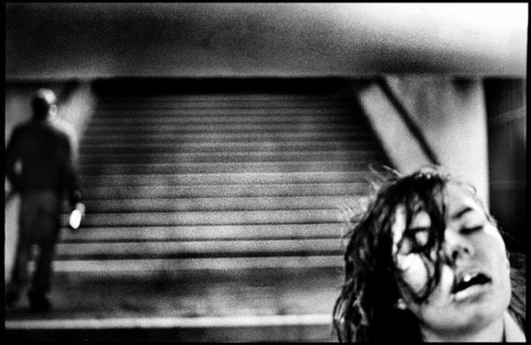 Galerie VU - Séries de Michael Ackerman - Half life