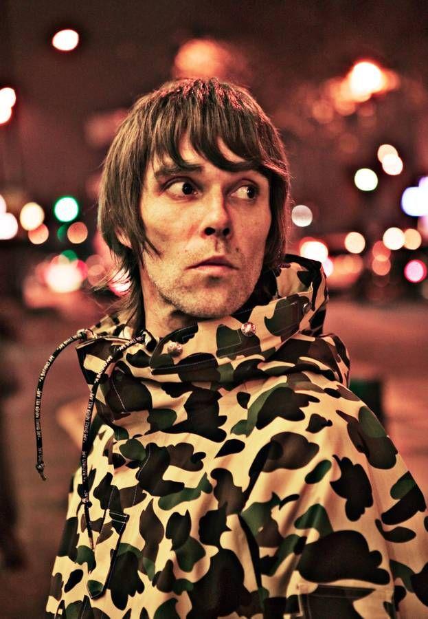 Ian Brown (The Stone Roses) - London 2004 // Søren Solkær