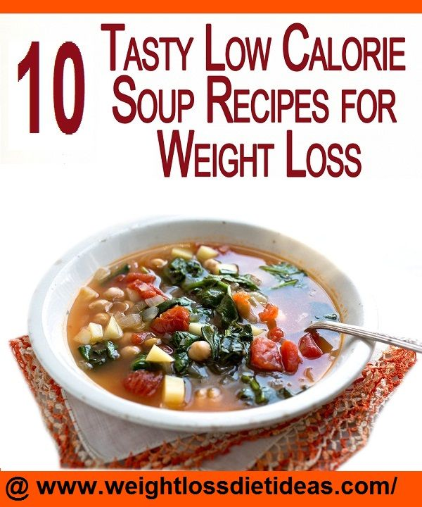 20 best soup for weight loss