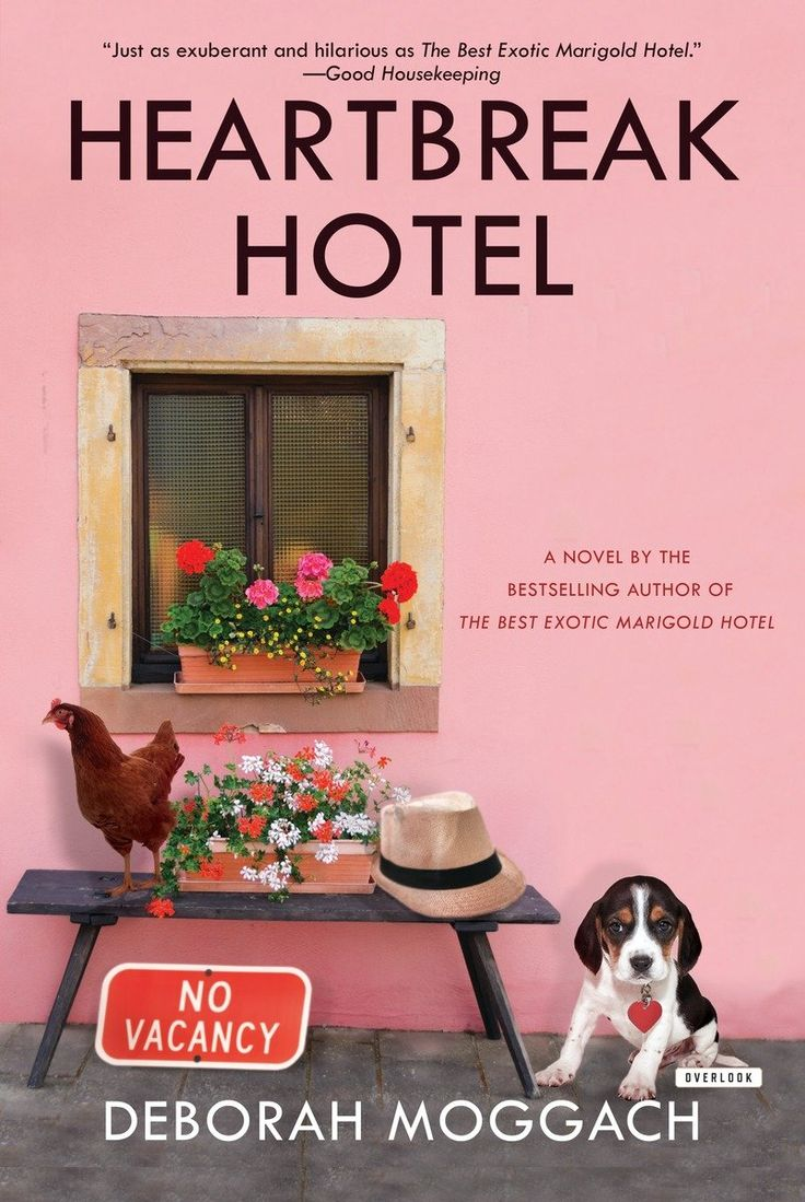 From the author of The Best Exotic Marigold Hotel comes Heartbreak Hotel, a charming story about a retired actor who moves from London to rural Wales and meets a colorful collection of guests.