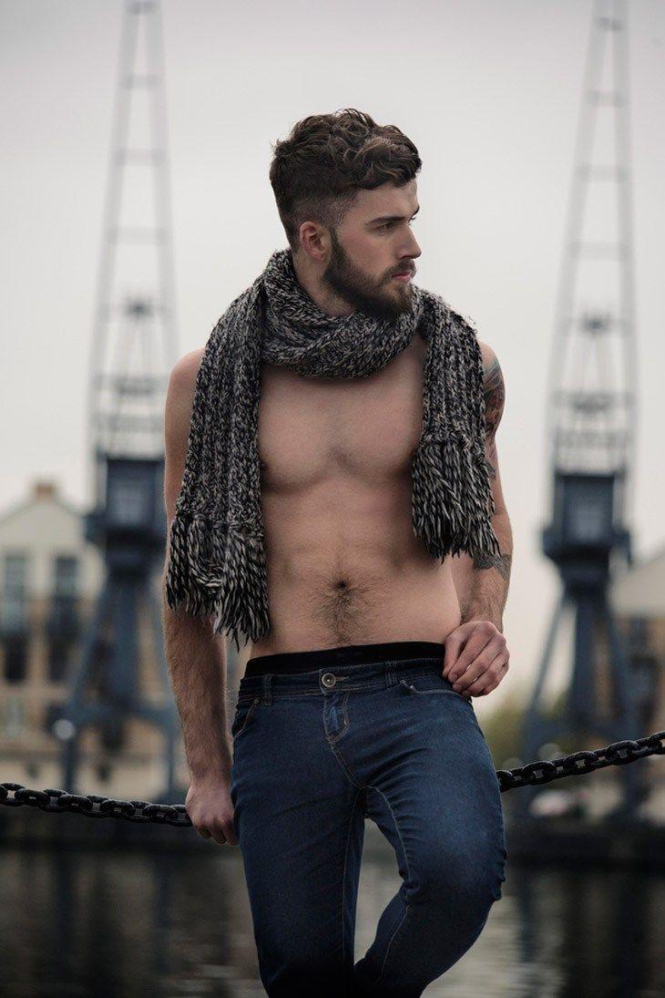 Neckline Classy Beard