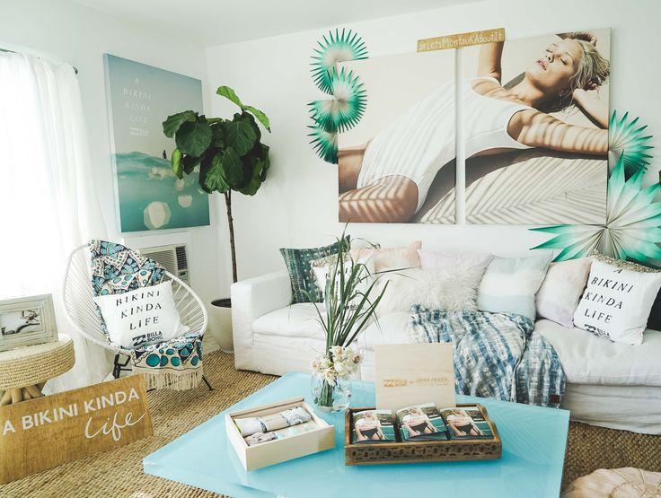 The Billabong Press Preview and Styling Lounge Suite & Summer Surf Party in Montauk