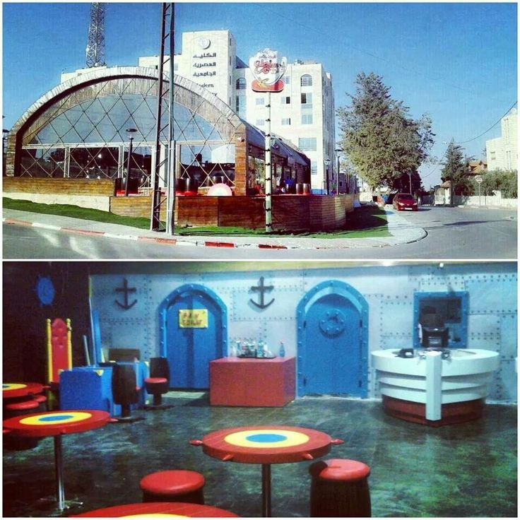 They're making a krusty Krab in the middle east somewhere ...