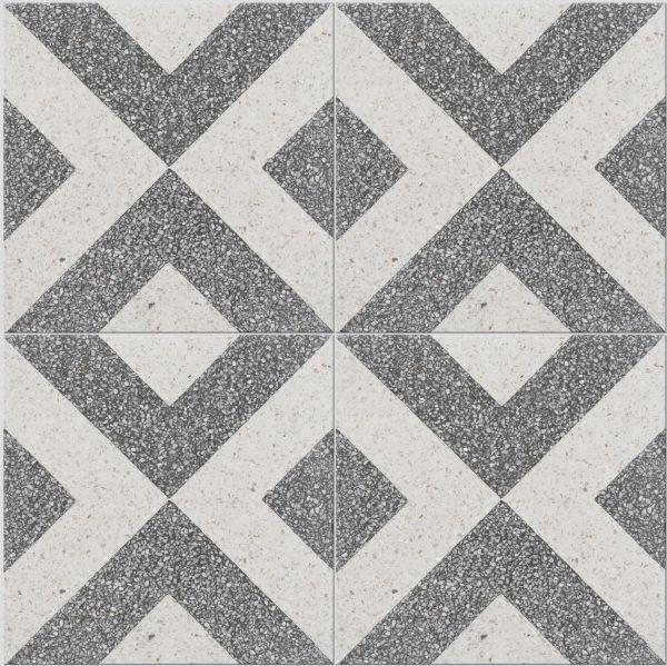 Garda pattern terrazzo tiles
