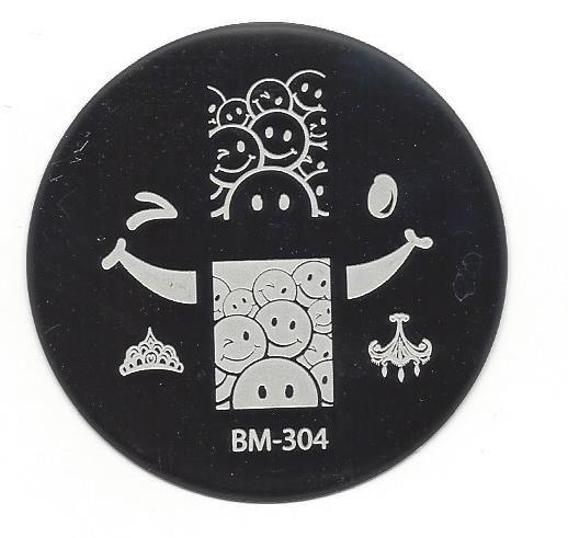 BM304 No film ~ perfect condition