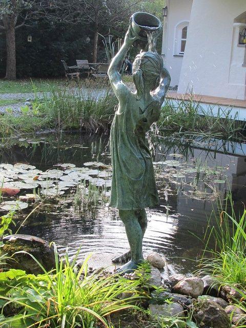 429 Best Images About Garden Ponds On Pinterest