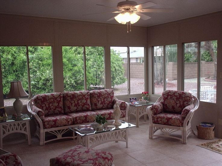 14 best images about sunroom design ideas on pinterest for Sunroom blinds ideas