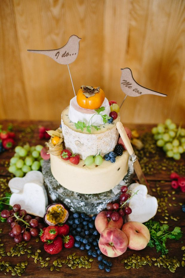 Wedding Inspiration: Wedding Cake Alternatives