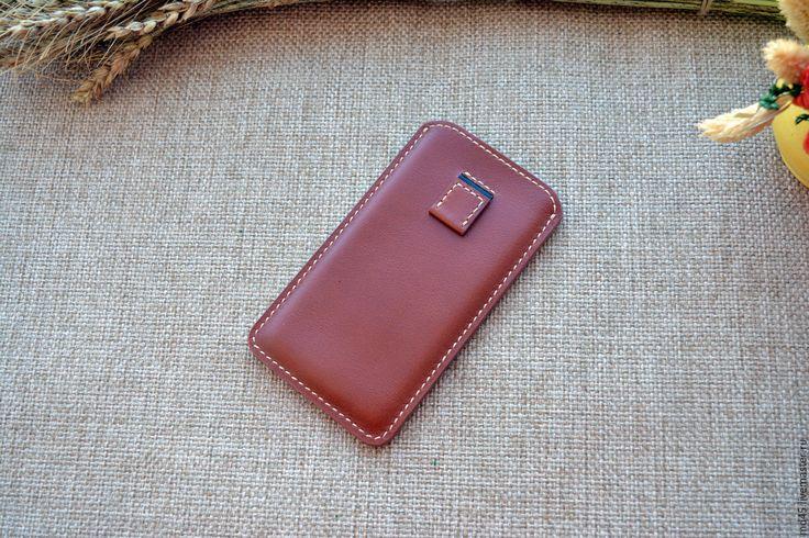 Купить Кожаный чехол для телефона - чехол для телефона, чехол на вытяжке, чехол, чехол для мобильного