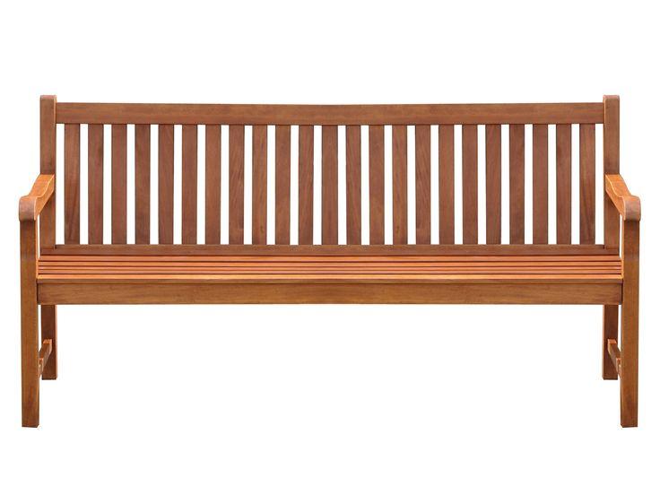 Houten tuinbank van Acacia hout - houten bank - Zitbank 180cm - TOSCANA