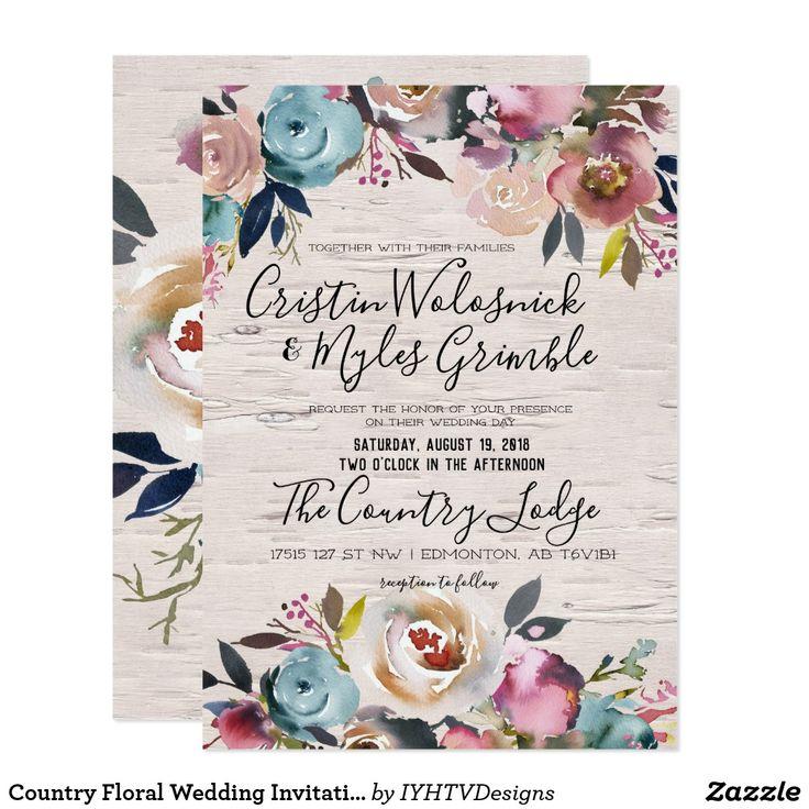 1030 best Wedding & Bridal Shower Invitations images on Pinterest