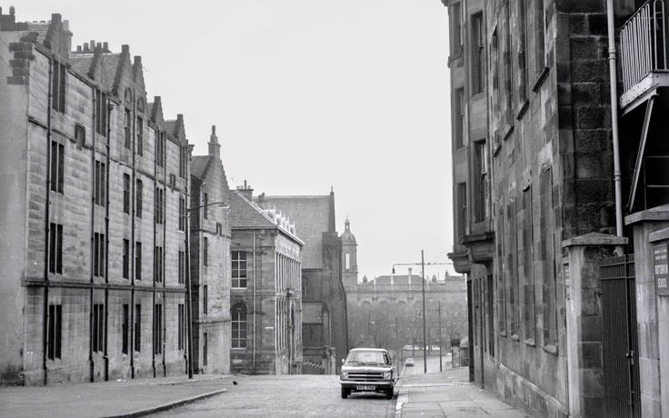 Glasgow in the 1970s - Clyde to Townhead