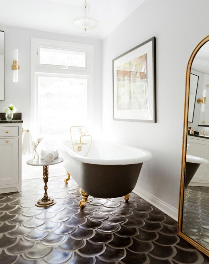 Paging Ariel: Mermaid Tiles Are So In Right Now