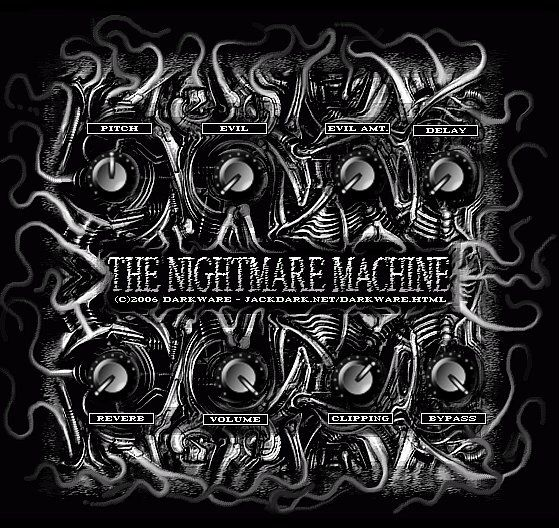 The Nightmare Machine, great free VST plug-in effect for Halloween sound effects. http://www.vstplanet.com/News/14/Free-VST-The-Nightmare-Machine.htm