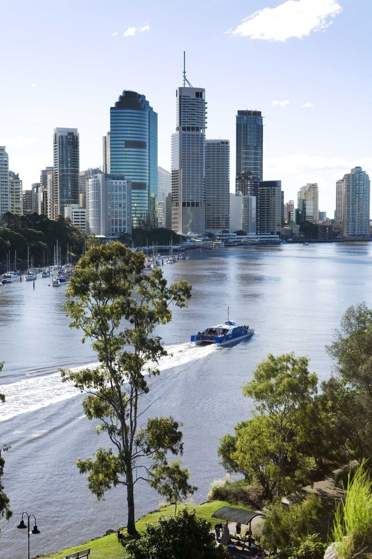 CityCat: What better way to see Brisbane than cruising on the river. http://bit.ly/1n5taw5 #Brisbane #Queensland #Australia #travel