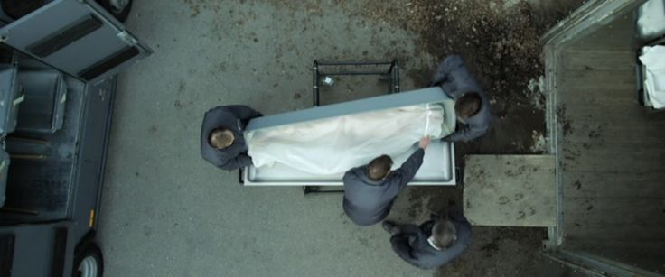 made of celluloid.: 'Atmen' (Breathing), Karl Markovics (2011)