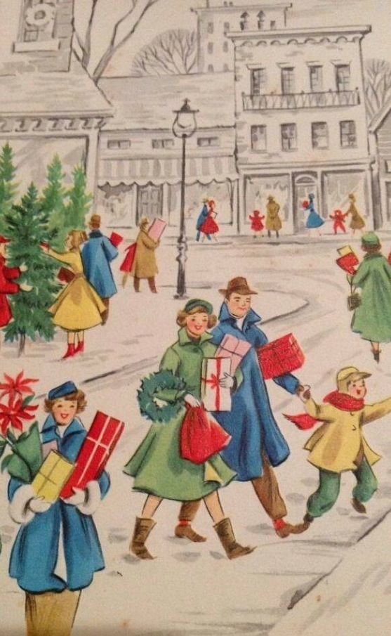 #CKCrackingChristmas Christmas shopping!