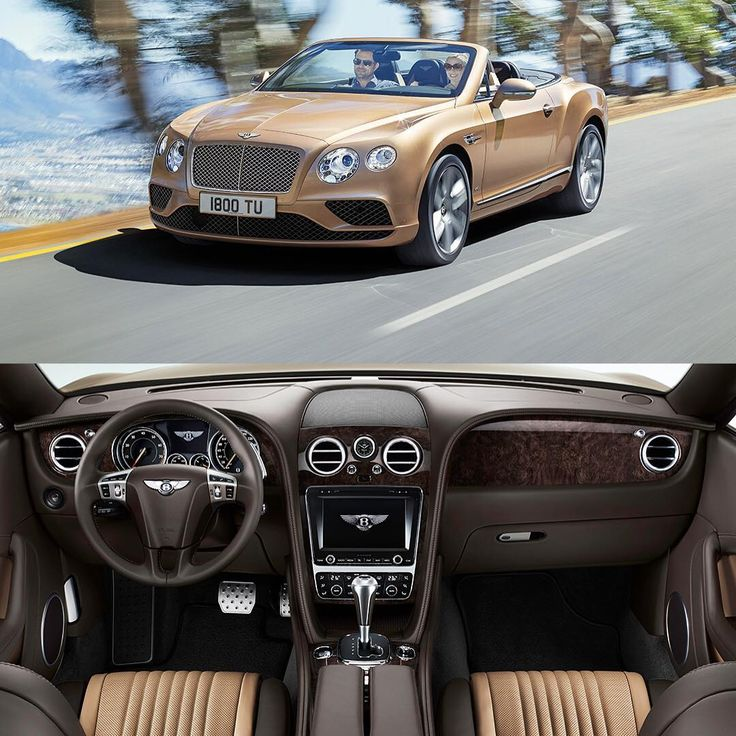 2015 Bentley Continentalgt Speed Convertible Finished In: A Journey This Exhilarating Should Never End. Model