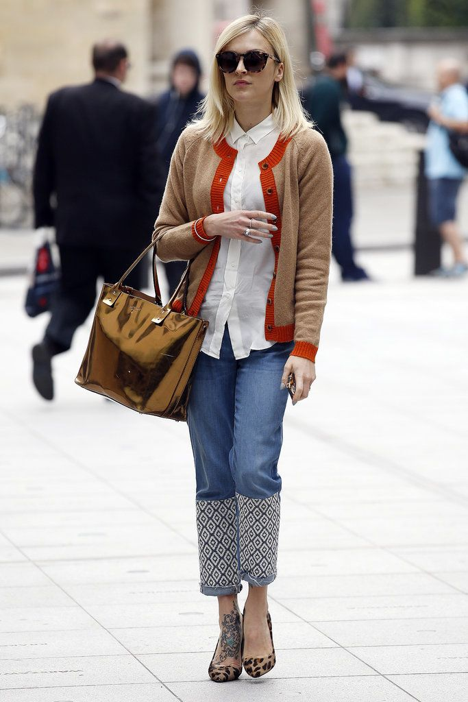 Images about fearne cotton fashion files on