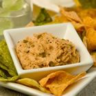 Spicy Three Pepper Hummus   (Can't wait to try this recipe!  Hoping it's similar to Sabra's Supremely Spicy.)