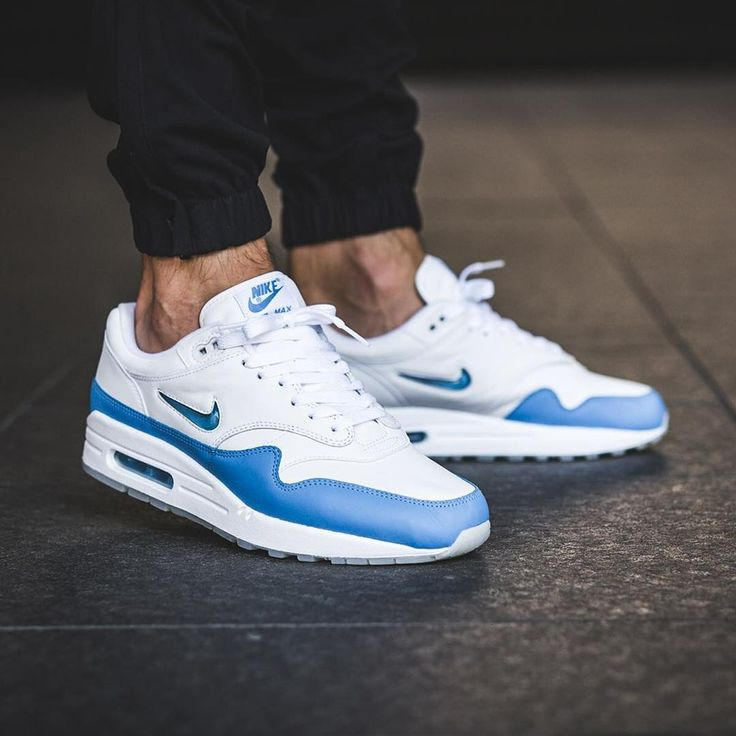 nike air max 1 premium sc jewel white university blue nz