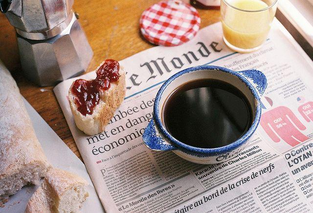 """petit déjeuner <3 from blog """"le panier de pique-nique"""""""