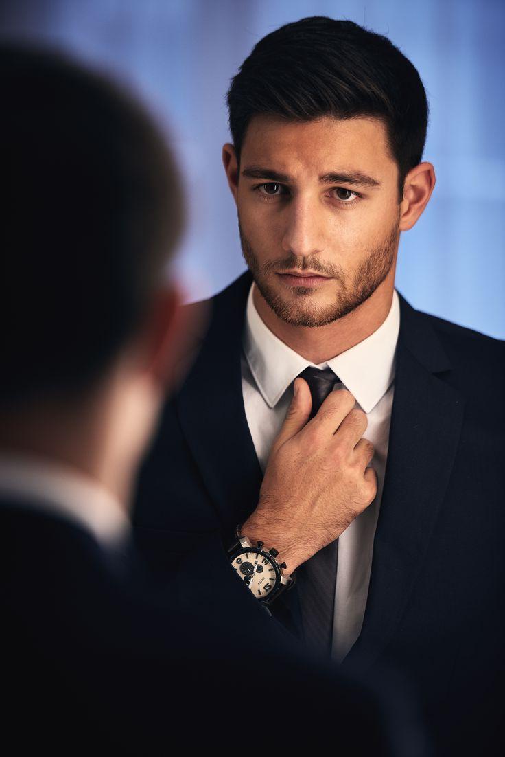 #MisterAustria Kandidat Lukas Fischer in unserer #Zeitgeist #Suite :) #MissWahlen #Model