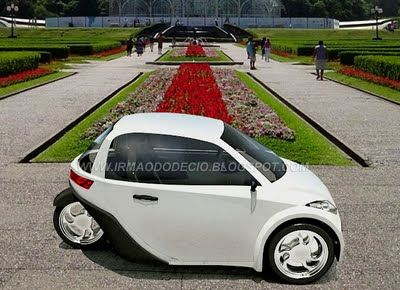 Idd Triciclo Pompeo Trikes Electric Cars Cars