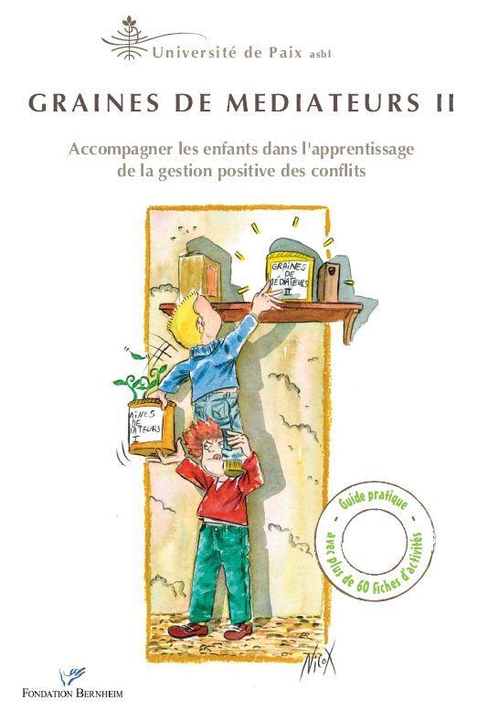 Éducation Animation, Les Competences, Paix Asbl, Jeux Coopératifs, Travailler Sur, Guide Pratique, Université De, Graines De, Cnv