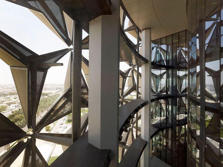 aedas al bahr towers with dynamic shading device via @designboom /#architecture