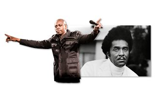 Dave Chappelle - Iceberg Slim  Dave Chappelle's Iceberg Slim joke is breaking the Internet. Iceberg Slim was a pimp and author who was born Robert Maupin aka Robert Beck on August 4 1918 in Chicago. He passed away on April 28 1992. Chappelle uses Iceberg Slim's 1967 book Pimpto explain why he left his hit series Chappelle's Showin 2005.  Pimp  In Pimp Iceberg Slim discusses his life and the decisions he made as a black man in America before desegregation. He became a pimp when he was 18…