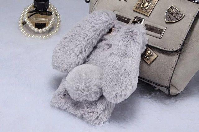 Fuzzy Wuzzy Bunny iPhone case